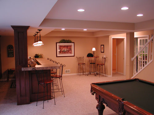 Basement Finishing Pictures basement finishing | livonia mi | down home construction