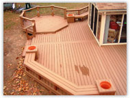 Decking-Installation